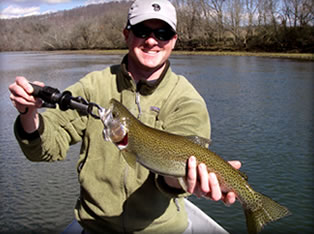 south holston river guide trip