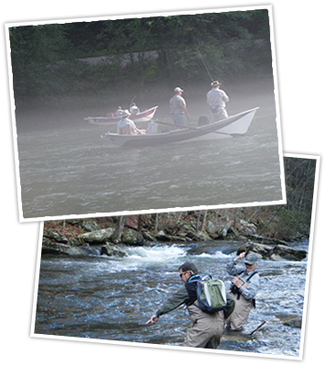 Fly Fishing Instruction and lessons