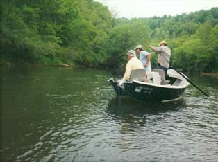 toccoa river fly fishing guide service